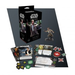 Star Wars: Legion – Han Solo Commander Expansion (2018) в Star Wars: Legion Miniatures Game
