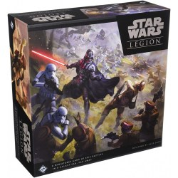 Star Wars: Legion Miniature Game Core Set - настолна игра в Star Wars: Legion Miniatures Game