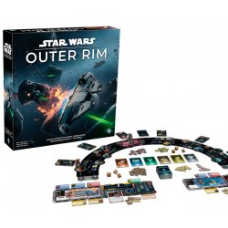 Star Wars: Outer Rim Board Game (2019) - настолна игра