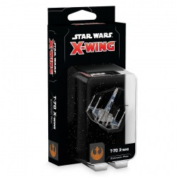 Star Wars X-Wing (2nd Edition): T-70 X-Wing Expansion Pack in Star Wars: X-Wing