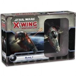 Star Wars: X-Wing Miniatures Game - Slave I Expansion Pack в Подаръци