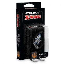 Star Wars: X-Wing (Second Edition) – RZ-2 A-Wing Expansion Pack (2018) in Star Wars: X-Wing