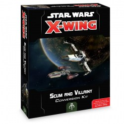Star Wars: X-Wing (Second Edition) Scum and Villainy Conversion Kit