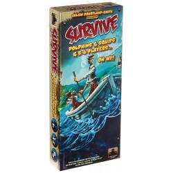 Survive: Dolphins & Squids & 5-6 Players...Oh My! (2015) - разширение за настолна игра