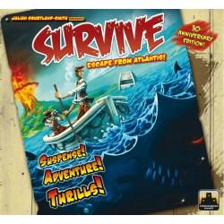 Survive: Escape from Atlantis! Board Game