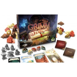 The Grimm Forest (2018, Retail edition) Board Game
