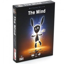 The Mind (2018) - настолна игра