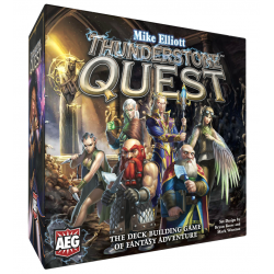 Thunderstone Quest (2018) - настолна игра