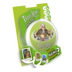 Timeline: Inventions (2018) - настолна игра с карти