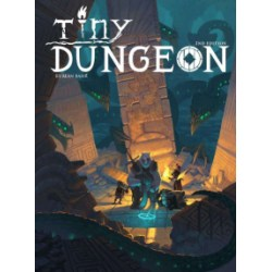 Tiny Dungeon: Second Edition RPG в D&D и други RPG / Други RPG