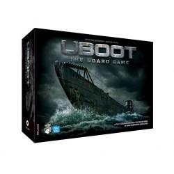 U-BOOT: The Board Game (2019) - кооперативна настолна игра
