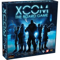 XCOM: The Board Game Board Game