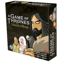 A Game of Thrones: Hand of the King (2016)  - настолна игра