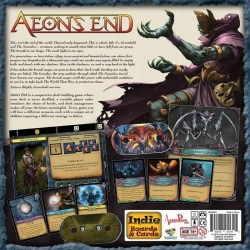 Aeon's End (2017, Second Edition) - кооперативна настолна игра с карти