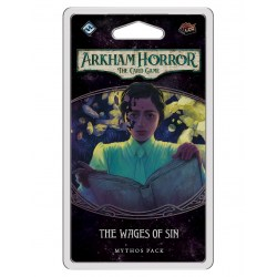 Arkham Horror: The Card Game - Circle Undone 2 - The Wages of Sin Mythos Pack