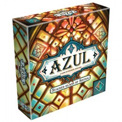 Azul: Stained Glass of Sintra (2018) - абстрактна настолна игра
