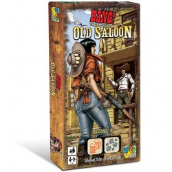 Bang! The Dice Game – Old Saloon Expansion (2016) Board Game