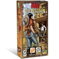 BANG! The Dice Game, Old Saloon Expansion (2016) - разширение за настолна игра