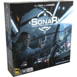 Captain Sonar (2016) - настолна игра