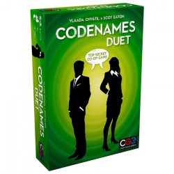 Codenames: Duet (2017) - настолна игра