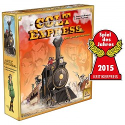 Colt Express (2014) - настолна игра