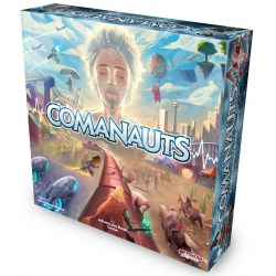 Comanauts (2019): An Adventure Book Game - настолна игра