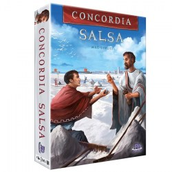 Concordia: Salsa Expansion Board Game
