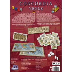 Concordia: Venus Expansion (2018) Board Game