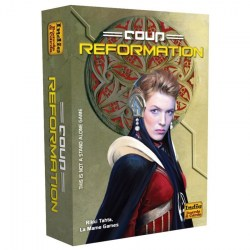 Coup: Reformation (2nd Edition) Expansion Board Game
