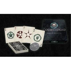 Court of the Dead Premium Dealer Playing Card Set - карти за игра в Карти за игра