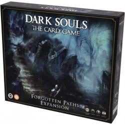 Dark Souls: The Card Game – Forgotten Paths Expansion (2018) - разширение за настолна игра