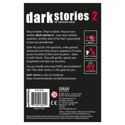 Dark Stories: 50 Twisted Tales - настолна игра