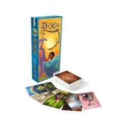 Dixit 3 (Journey, 2012) Board Game