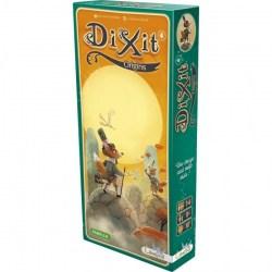 Dixit 4 (Origins, 2013) - разширение за настолна игра Диксит