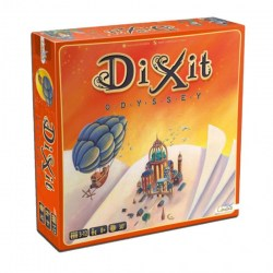 Dixit: Odyssey (Greek Version, 2011) Board Game