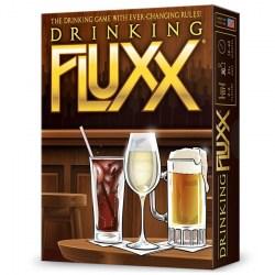 Drinking Fluxx (2017) - игра с карти