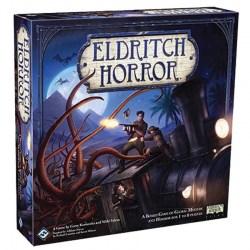 Eldritch Horror (2013) Board Game