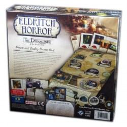 Eldritch Horror: The Dreamlands Expansion (2017) - разширение за настолна игра