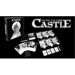 Escape the Dark Castle (2017) - кооперативна настолна игра