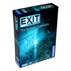 "Exit: The Game – The Sunken Treasure (2017) - ""escape room"" настолна игра"