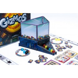 Gizmos Second Edition (2019) - настолна игра