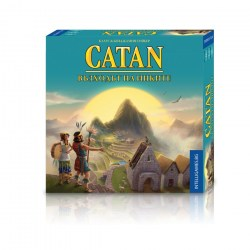 Катан: Възходът на Инките - настолна игра (Catan: Rise of the Inkas, българско издание)