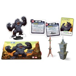 King of Tokyo/New York: Monster Pack – King Kong (2017) Board Game