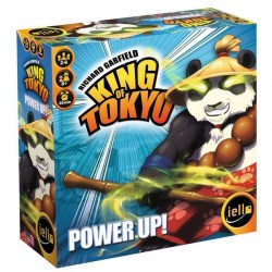 King of Tokyo: Power Up! (2017 New Version) Board Game
