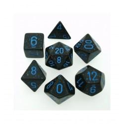 Комплект D&D зарове: Chessex Speckled Blue Stars в Зарове за игри