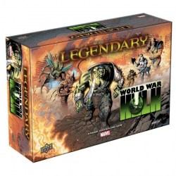 Legendary: A Marvel Deck Building Game Expansion - World War Hulk (2018)