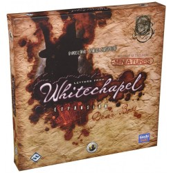 Letters from Whitechapel: Dear Boss Expansion Board Game