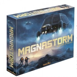 Magnastorm (2018) - настолна игра
