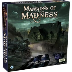 Mansions of Madness: Second Edition – Horrific Journeys: Expansion (2018) - разширение за настолна игра