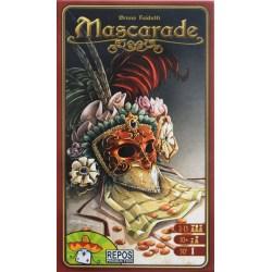 Mascarade (2013)  - игра с карти